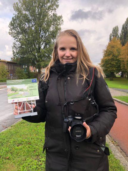 Stephanie van Sluijsdam fotografeert voor Life Critical